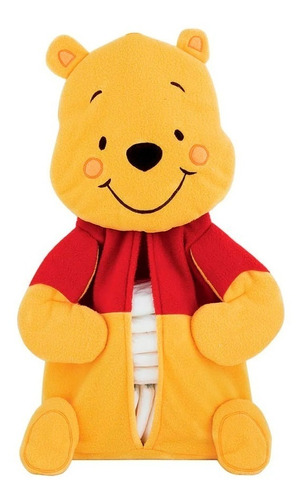Porta Pañales Organizador Para Recamara Bebe Pooh Disney