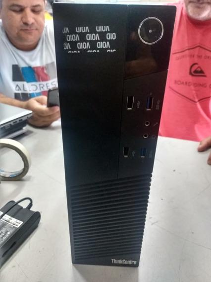Cpu Lenovo I7-4790 12gb Ram Ssd 128 Gb 4 Geração