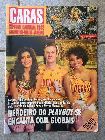 Revista Caras Especial Carnaval 2012 Rio De Janeiro