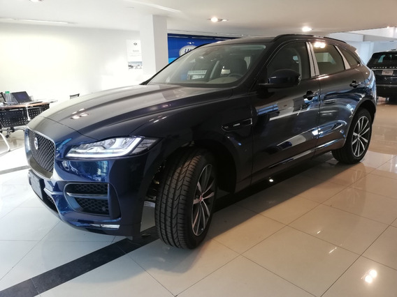 Jaguar F-pace 3.0 R-sport At 2018