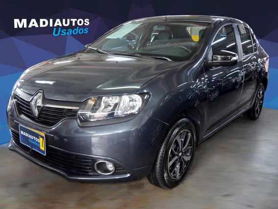 Renault Logan Exclusive 1.6 Automatico Sedan 2019