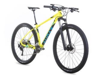 Bicicleta Audax Aro 29 Auge 700 Deore Xt 2x11 Amarela Nfe