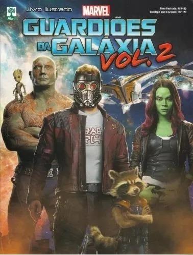 Guardioes Galaxia Album Completo Figurinhas Soltas P/ Colar