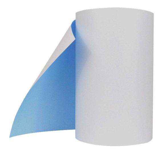 Papel Sublimático Azul 70g A4 (216mm X 100metros) - 1 Unidad