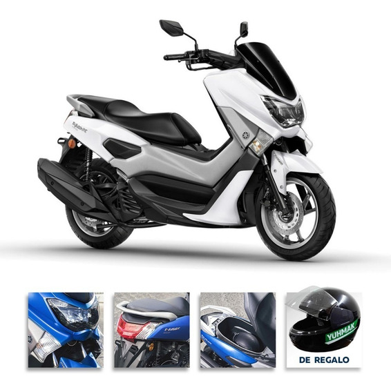 Yamaha Nmx 155 - Yuhmak Motos