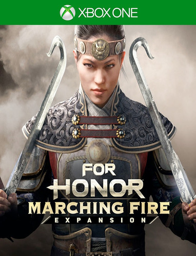 For Honor Marching Fire Expansion Xbox One - 25 Díg Envio Já