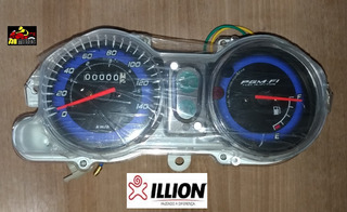 Painel Completo Moto Honda Titan 150 Ks/es 2009 E 2010 Azul