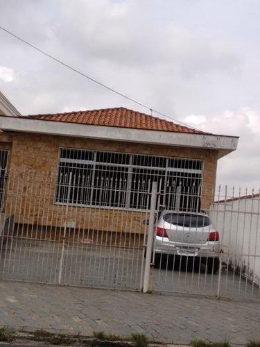 Imagem 1 de 2 de Casa Residencial À Venda, Vila Matilde, São Paulo. - Ca0111