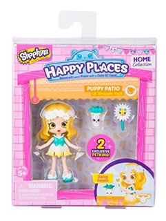 Happy Places Shopkins Season 2 Doll Single Pack Daisy Petals