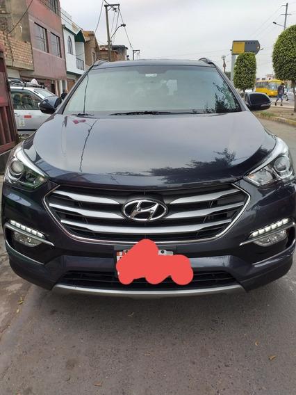 Hyundai Santa Fe Año 2016 Modelo 2017