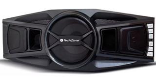 Bocina Techzone Tz18boc03bt Bluetooth 2.1 80w Rms