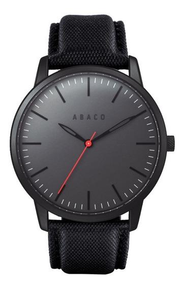Reloj Hombre Ejecutivo Moderno Abaco Premium + Estuche