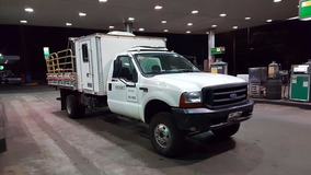 Ford F 4000 4x4 Ano 2006/2006 Com Cabine Suplementar