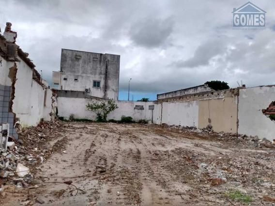 Terreno Comercial Para Alugar, Bessa, João Pessoa, Pb - 24827