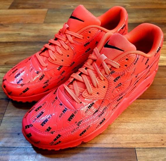 Nike Air Max 90 Just Do It Pack Bright Crimson