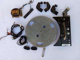Toca Disco Polyvox Td3000 Td-3000 Desmanche Leia Descrição