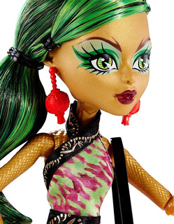 Monster High Jinafire Long Daughter The Chinese Dragon Scare