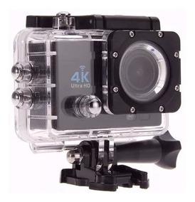 Action Camera Go Sport Pro Lcd Prova Dagua Filma