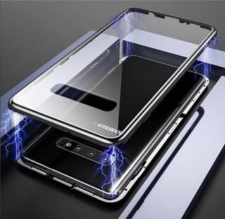 Capa Samsung Galaxy S10 6.1 Imã Magnético Traseira Vidro