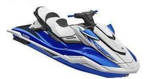 Jet Ski  Yamaha Fx Cruiser Ho 2021 - Mensais De R$ 1.939,00