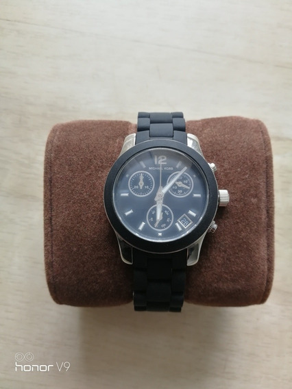 Relógio Michael Kors Original Preto - Novo! Na Caixa