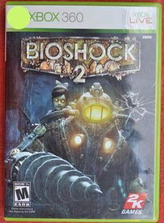 Bioshock 2 Para Xbox 360
