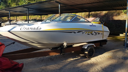 Ventura 175 Motor Yamaha 90hp 4 Tempos 2008 Virtual Nautica