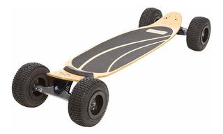 Skate Carveboard Drop Boards Carve Mtx Pneu Cross Marfim