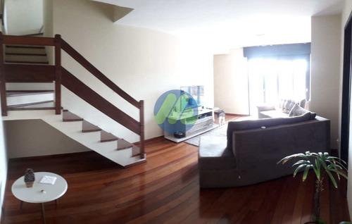 Cobertura Com 3 Dorms, Centro, Pelotas - R$ 585 Mil, Cod: 126 - V126