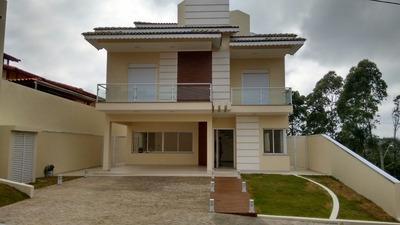 Casa De Condominio Para Venda Res. Real Park, Arujá - Sp
