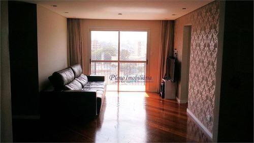 Apartamento À Venda, 120 M² Por R$ 750.000,00 - Parque Mandaqui - São Paulo/sp - Ap0165