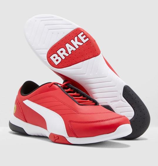 Tenis Puma Scuderia Ferrari Kart Cat Iii Driving Shoes...