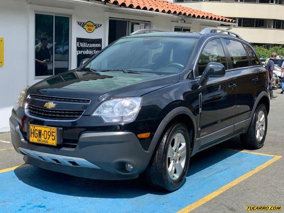 Chevrolet Captiva At 2400 4x2