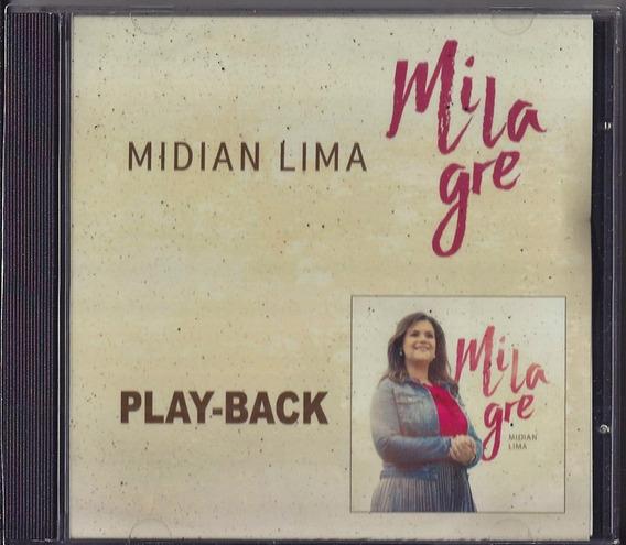 Playback Midian Lima Milagre Mk .biblos
