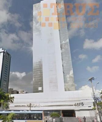 Sala Comercial À Venda, Boa Vista, Recife. - Sa0037