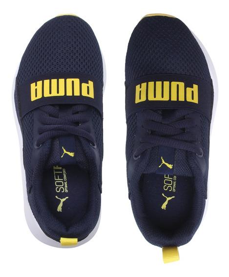 Tênis Infantil Puma Wired
