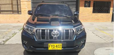 Toyota Prado Vxl Europea Blindada Sin Pico Y Placa