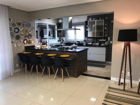 Apartamento Em Marapé, Santos/sp De 131m² 3 Quartos À Venda Por R$ 990.000,00 - Ap172633
