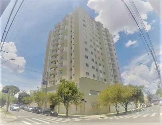 Apartamento Com 3 Dormitórios À Venda, 86 M² Por R$ 680.000,00 - Centro - São José Dos Pinhais/pr - Ap0697
