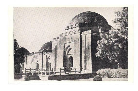 Antigua Postal Foto Delhi Mausoleo De Firuz Shah Tughlaq 531