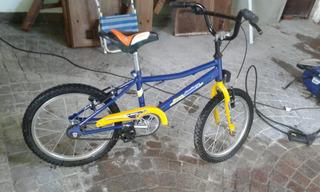 Bicicleta Rodado 16 Boca Juniors