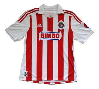 Camisa Chivas Guadalajara 2012 - Camiseta adidas Futebol