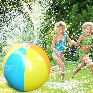 75cm Juguetes Al Aire Libre Inflable Bola De Juguete De Agua