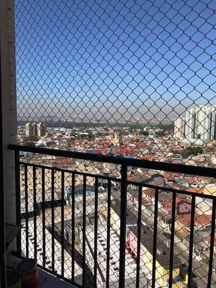 Apartamento Com 2 Dormitórios À Venda, 49 M² Por R$ 286.200,00 - Vila Moreira - Guarulhos/sp - Ap0250