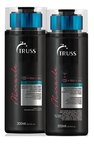 Truss Kit Shampoo E Condicionador Miracle 300ml