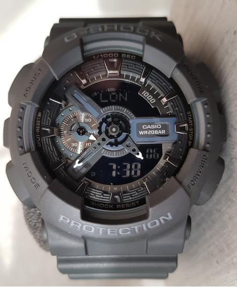 Relógio Casio G Shock 110 Rg Original 5146 / 5425 Na Caixa