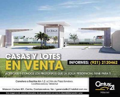 Casas Y Terrenos En Venta, Coatzacoalcos, Veracruz