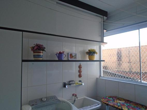 Apartamento À Venda, 2 Quartos, 2 Vagas, Morada Do Sol - Americana/sp - 4380