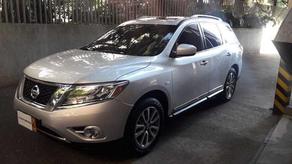 Nissan Pathfinder Advance Aut