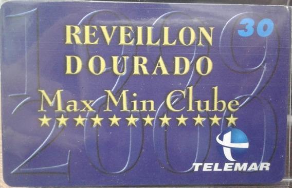 Mídia : Max Min Clube - Telemar Mg - R$ 4,20 Reais